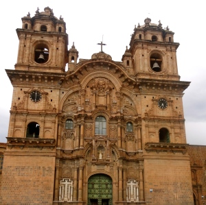 Cathedral de Cusco