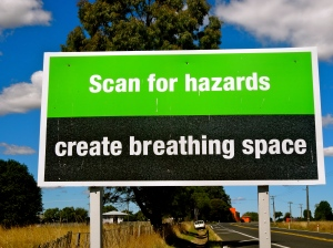 Scan for hazards