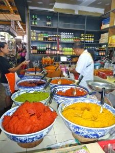 Curry spices - Phuket Town Market