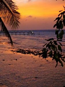 Sunset over Kata Bay