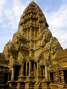 Tower in Angkor Wat